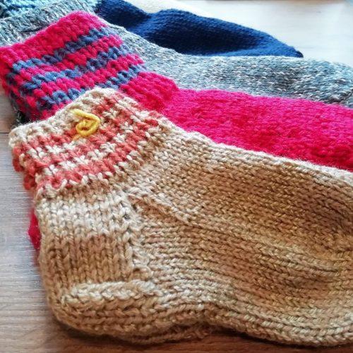 Socialinės tarnybos kojinės